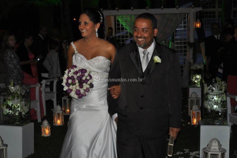 Casamento Anderson e Grazi