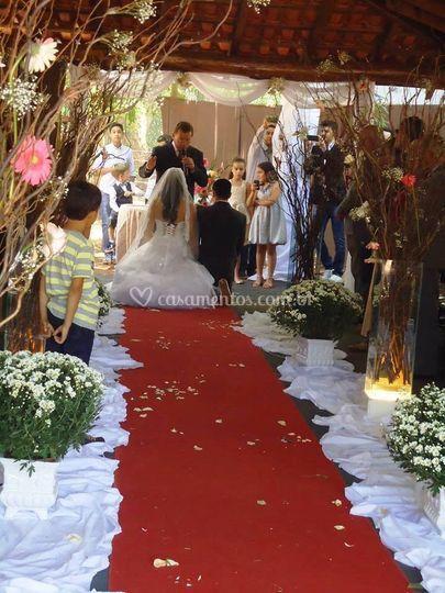 Casamento Camila e Victor