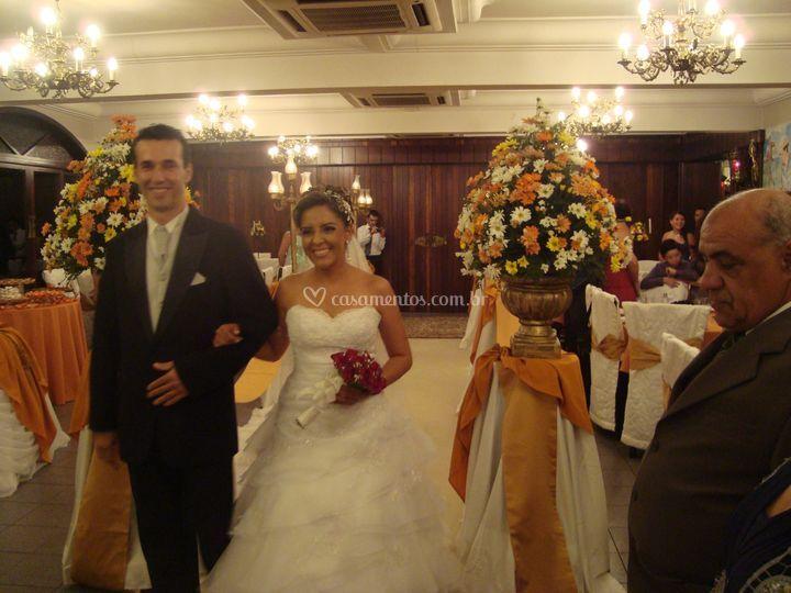 Casamento Ariane e Oseas