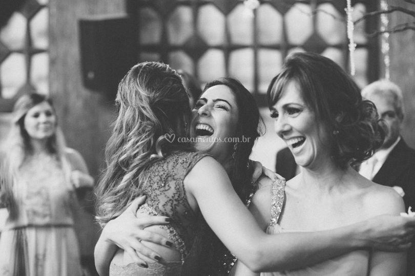 Alegria fotografia casamento