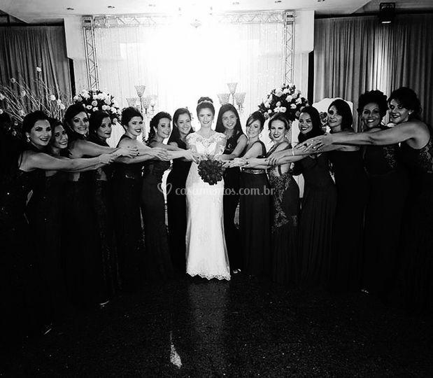 Noiva elas e nós