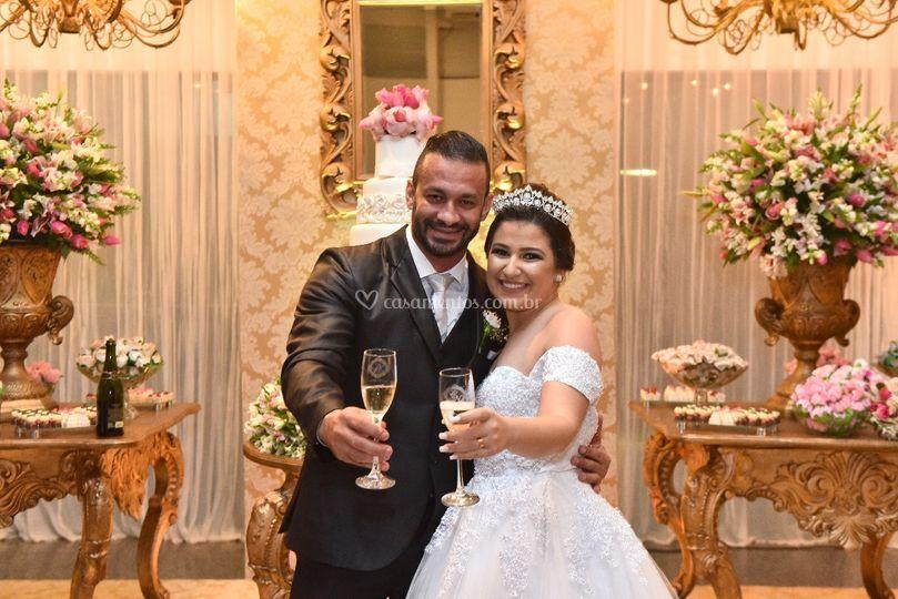 Casamento Camila e Neto