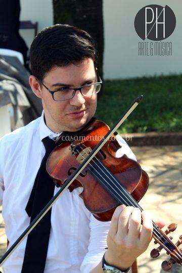 Rafael Gavioli - Violino