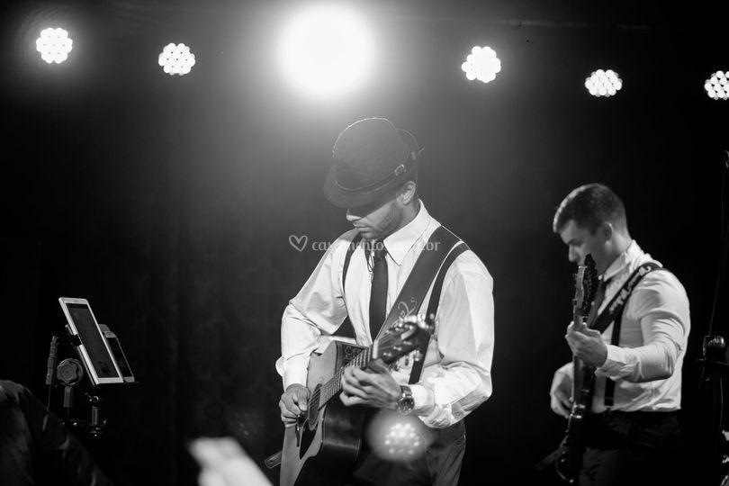 PH no violão