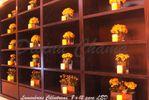 Velas com LED de Divina Chama