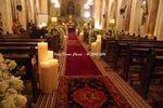Decora��o corredor igrejas de Divina Chama