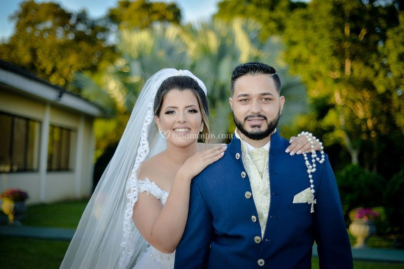 Bruna e Felipe - Casamento
