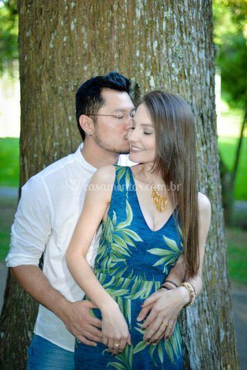 Elisandra e Bruno