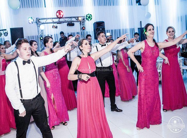 Dança dos padrinhos