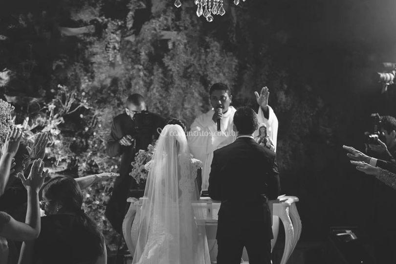 Casamento em espaços