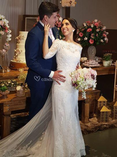 Denise e Francisco 22/09/2018