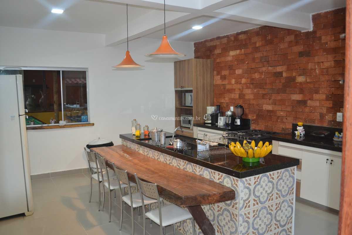 Cozinha Gourmet De Condominio Veredas Do Cip Foto 35