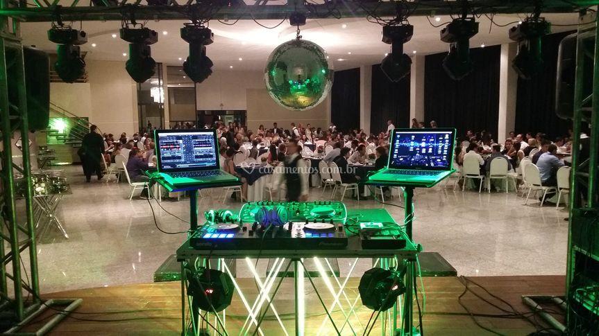 Estrutura DJ