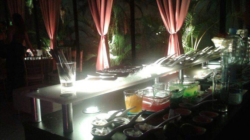 Bar coquetéis