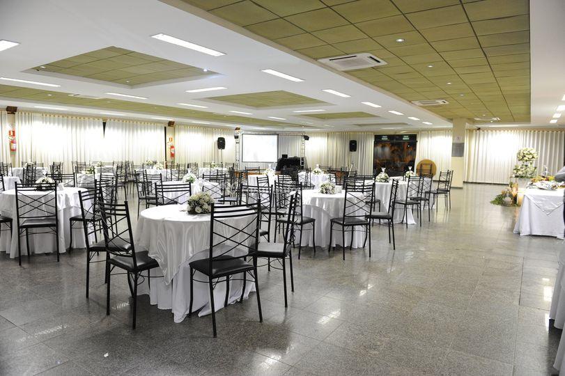 Salão Clube Aramaçan