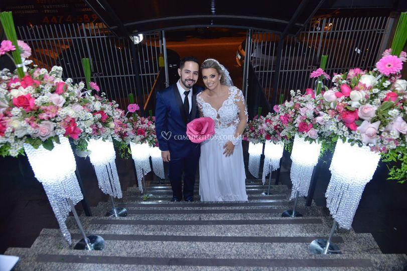 Renata e Rodrigo