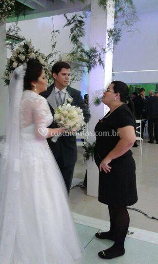 Fernanda Aguiar e Helio