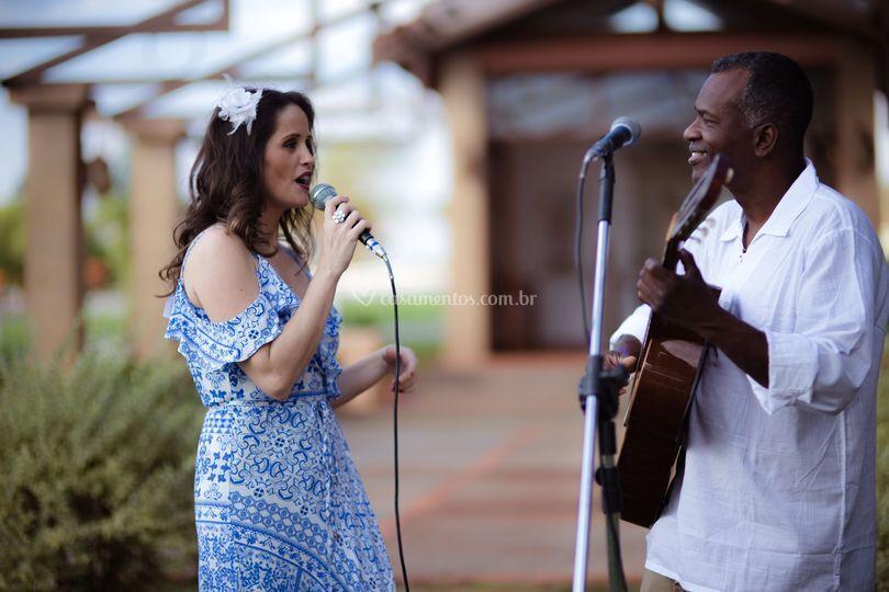 Maria Butcher e André de Souza