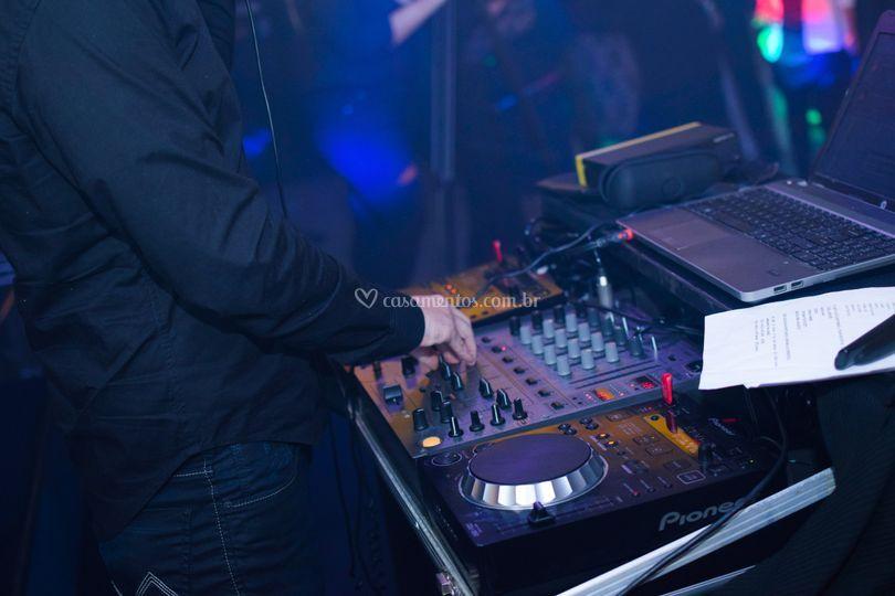 DJ Francisco Ramos