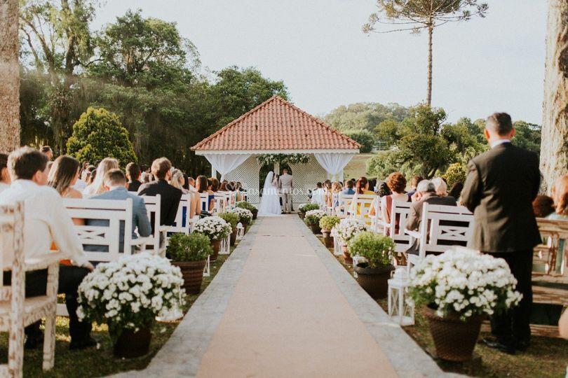 Area da cerimonia