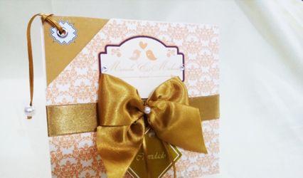 Happy Paper Convites