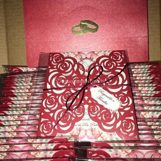 Convite rendado rosas 02