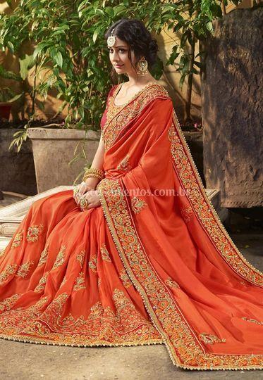 Sari para casamentos