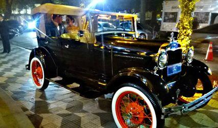 Mega Classicos Car 1