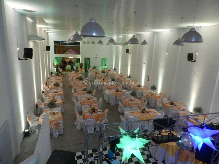 Salão de Eventos Majestic