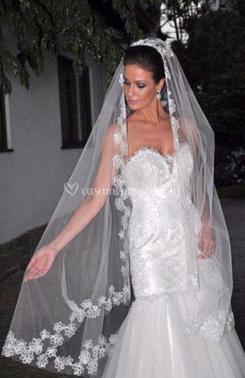 Vestidos de noiva de Compagnia Internazionale