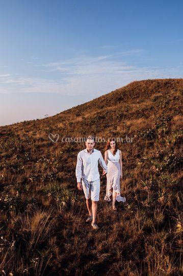 Lorena e David