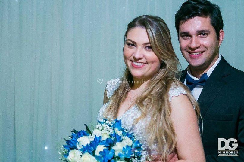 Casamento Vê e Rapha