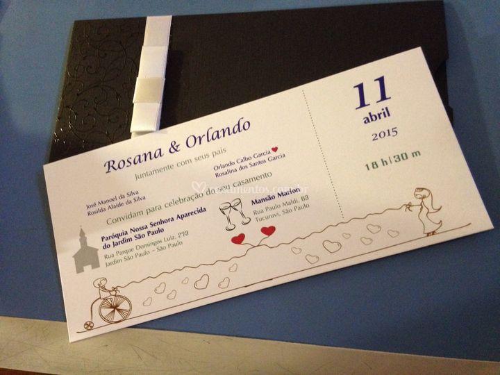 Convite Personalizado De Grapel Convites Foto 26