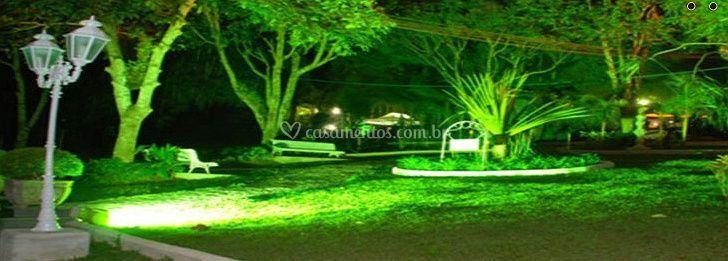 Iluminação para seu evento