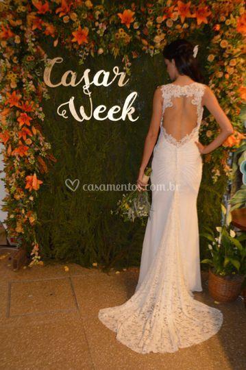 Um lindo mon cheri bridals