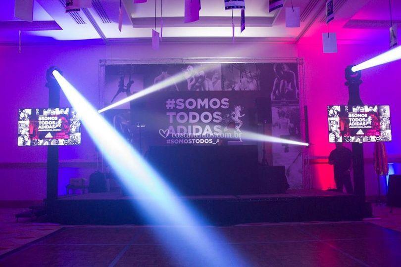 Som - Iluminação - DJ