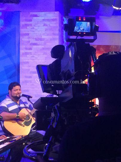 Participação na Tv Rede Vida S