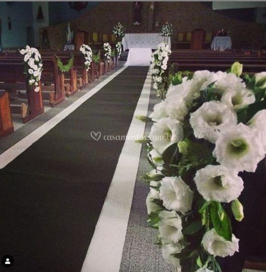 Decoração em Igrejas