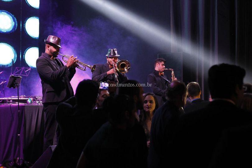 Brass live
