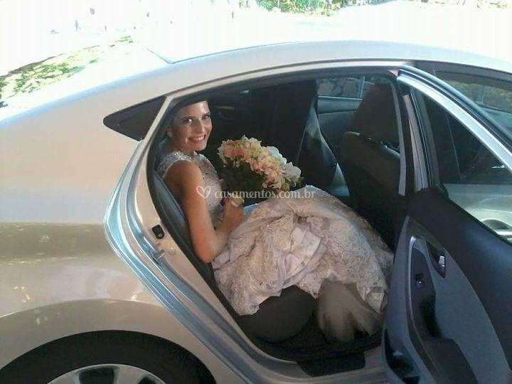 Noiva Cris Gambarini