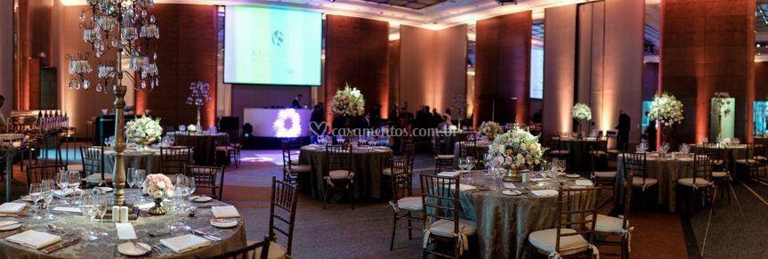 Salão de Eventos p/ Casamento