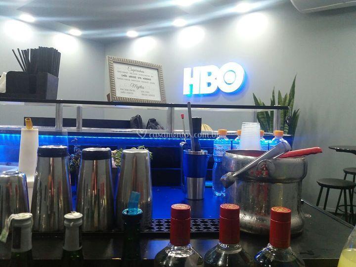Evento Coporativo com a HBO Br