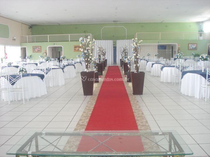 Cerimônia Salão Perez