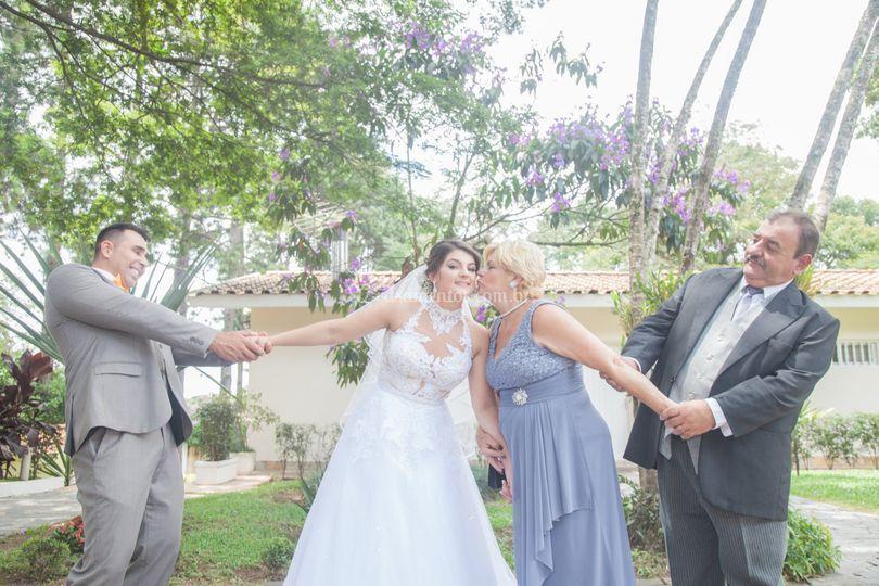 Diga Sim Wedding