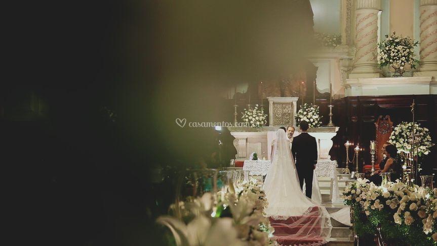 Foto tirada do vídeo