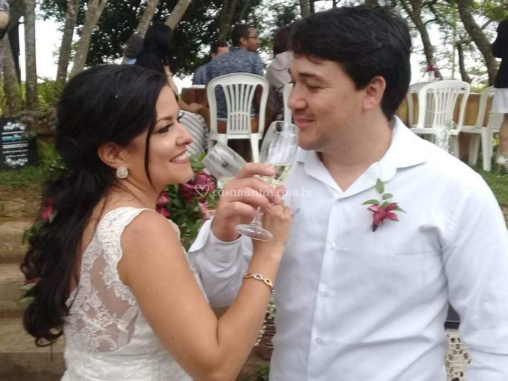 Casamento Ticiana e Anderson