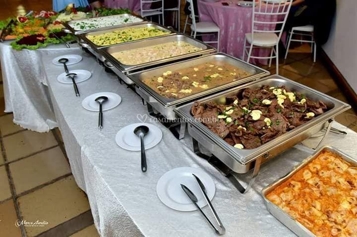 Antonierre's Buffet