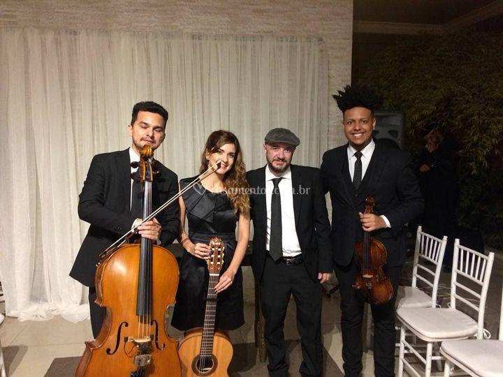 Quarteto Staccatus música