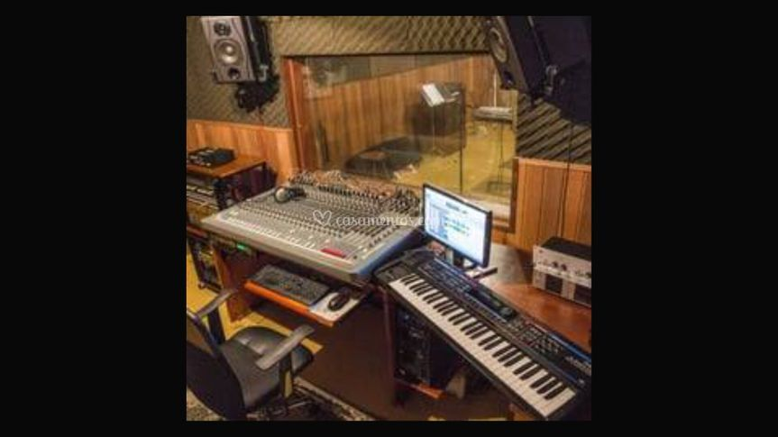 Sede e estúdio staccatus
