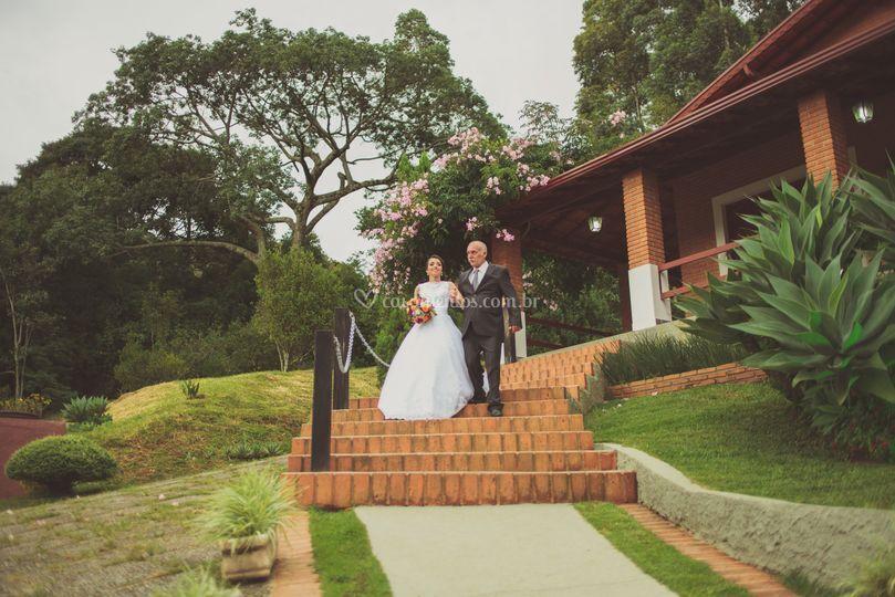 Casamento André e Milena